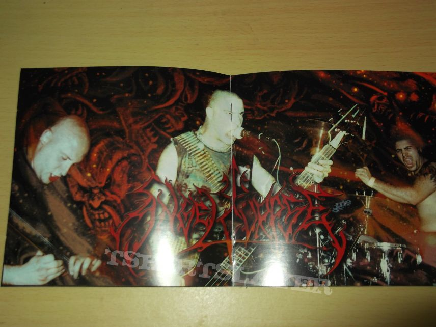 Angelcorpse - The Inexorable CD