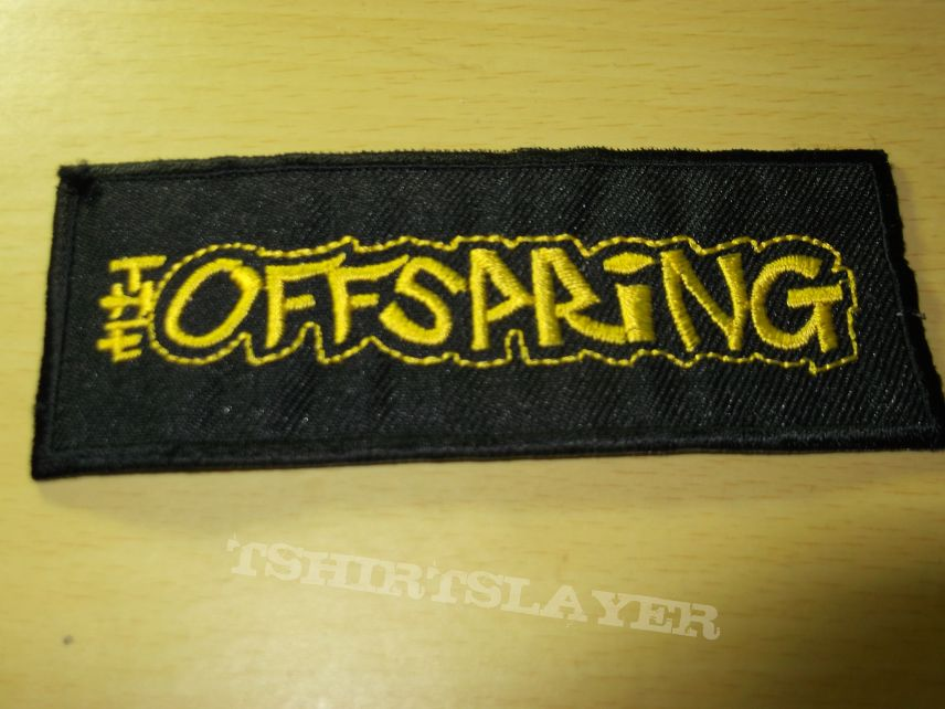 The Offspring - Logo patch