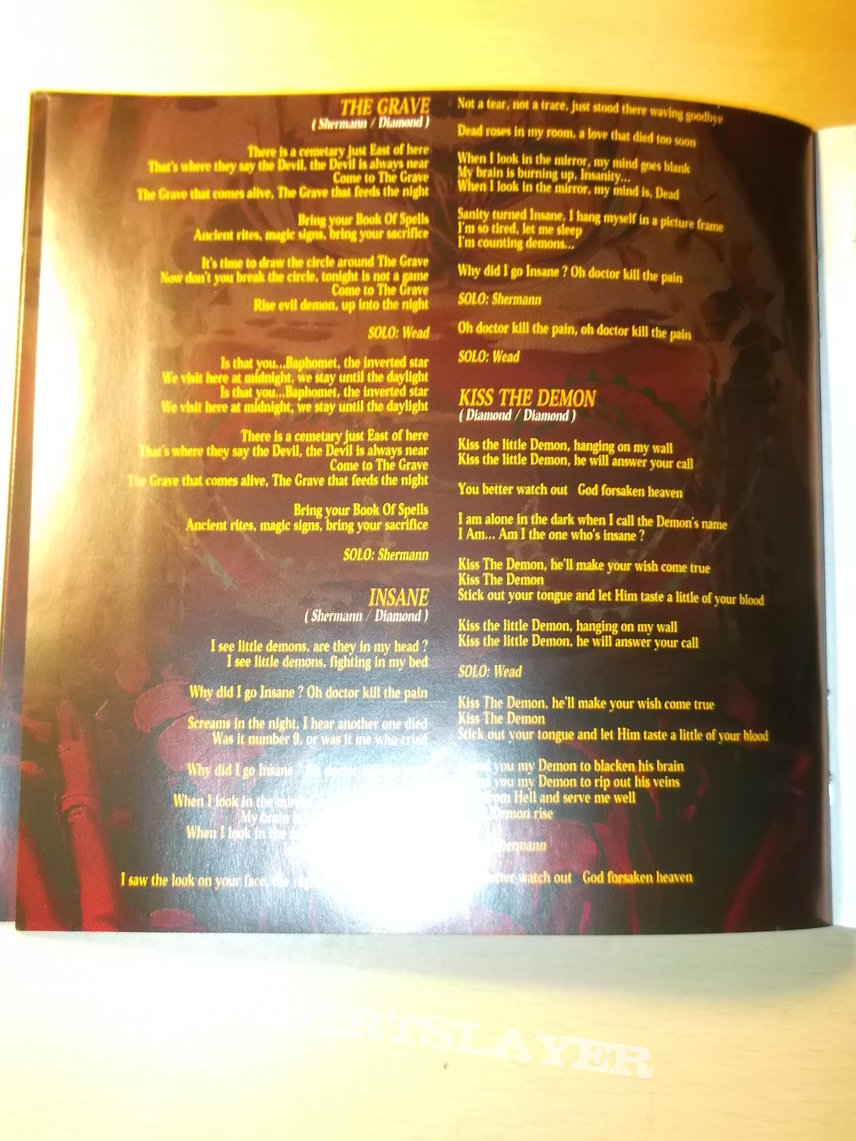 Mercyful Fate - 9 CD