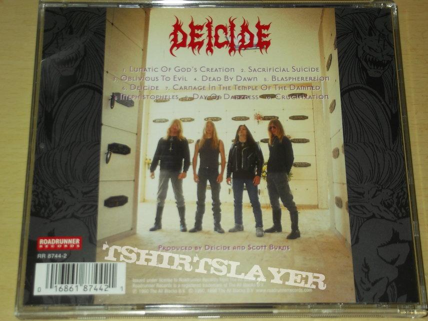 Deicide - Deicide CD