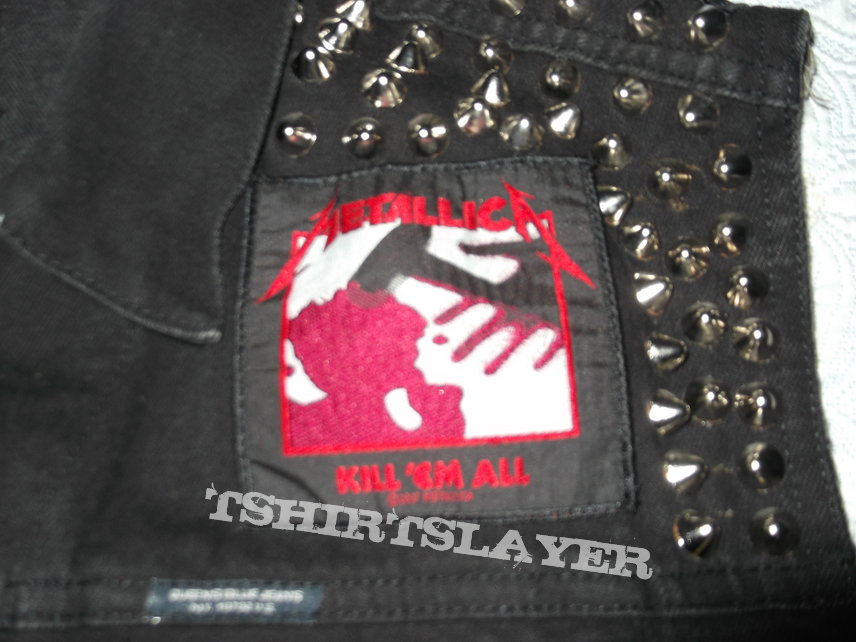 Vest update - New Backpatch!