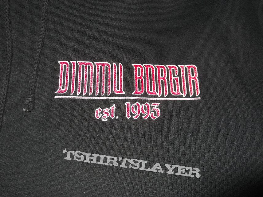 Dimmu Borgir - Norway pentagram flag BM Hoodie