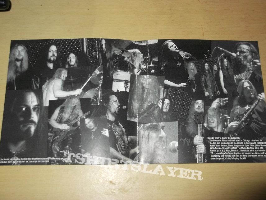 Deicide - When Satan Lives CD