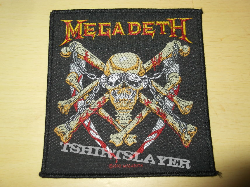 Megadeth - Killing is my Business, and Business is Good! Patch
