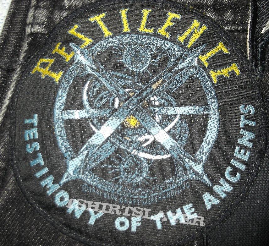 Pestilence - Testimony of the Ancients Patch