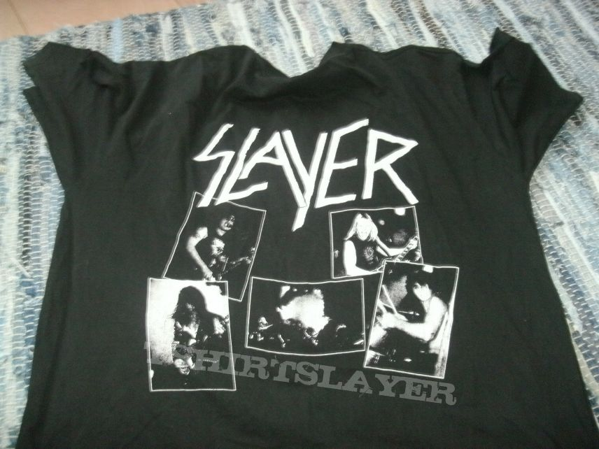 TShirt or Longsleeve - slayer