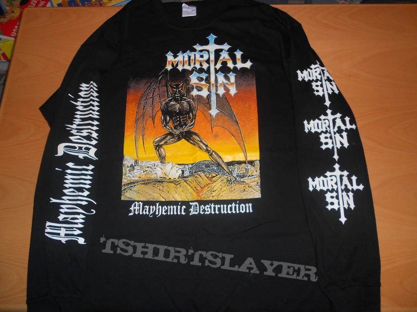 Mortal Sin Mayhemic Destruction