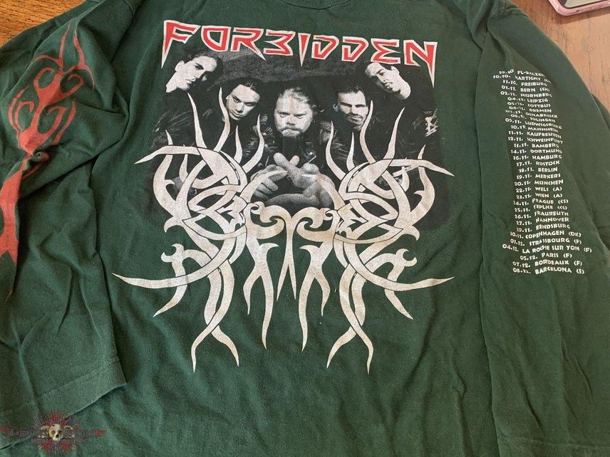 Forbidden tour LS