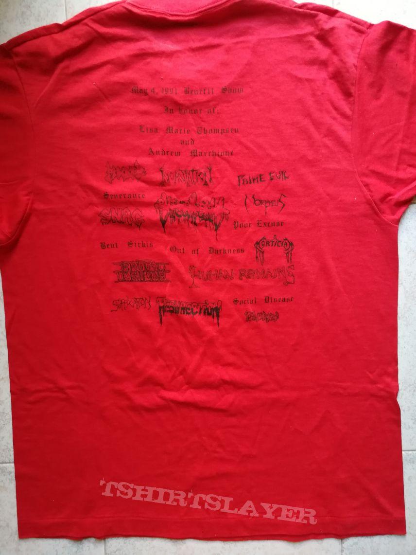 Rot Gore fest original shirt