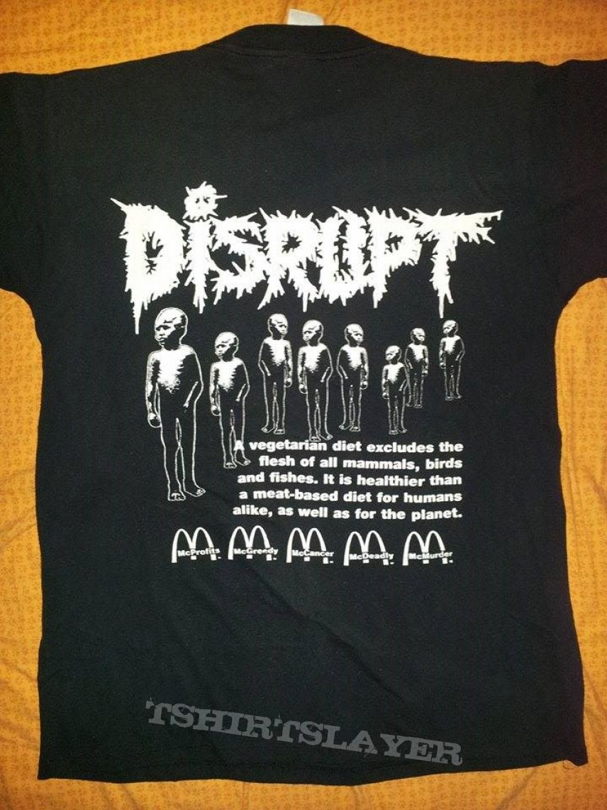 Disrupt original shirt