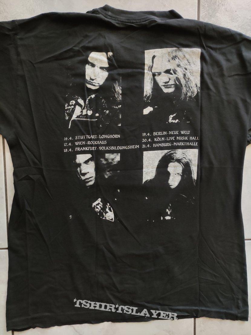 Unleashed original 1992 German Tour shirt