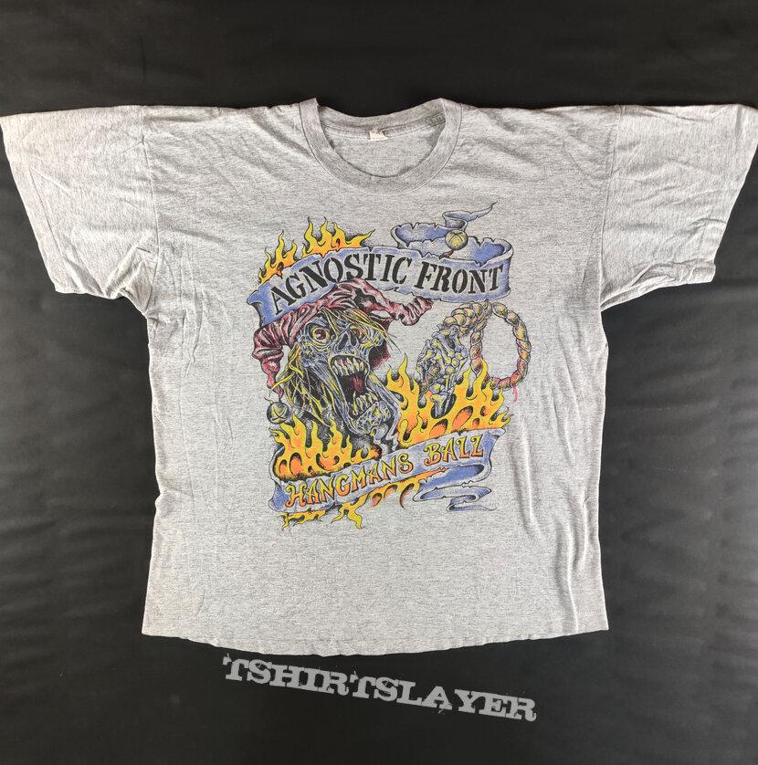 Agnostic Front original tour shirt