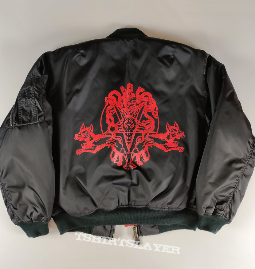 Angelcorpse official bomber jacket