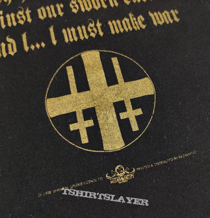 Mayhem original 1998 Misanthropy shirt