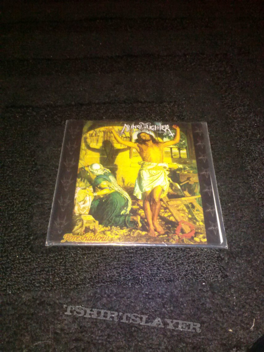 """Other Collectable - Goatlord/nunslaughter 7""""record"""