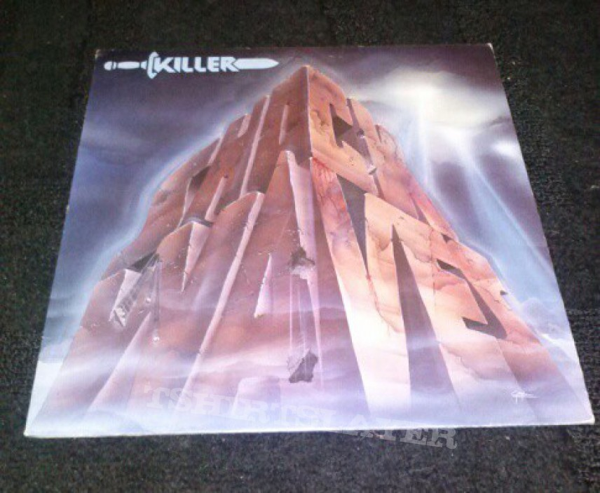 Other Collectable - killer Shockwaves vinyl record