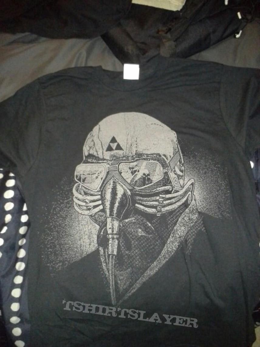 "Black Sabbath 2013 North American Tour ""Gas Mask"" Shirt"