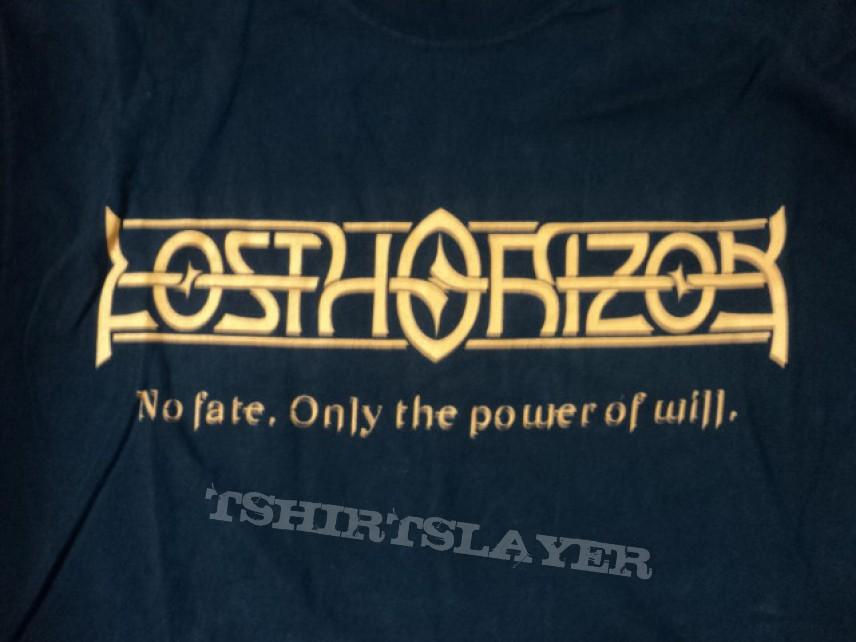 Lost Horizon shirt.