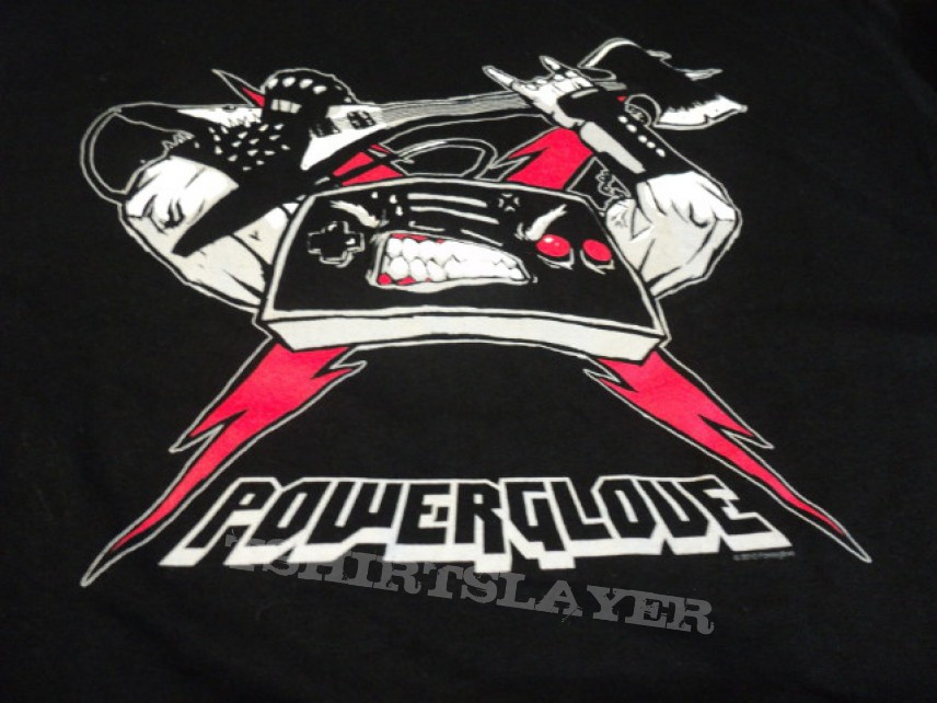 Powerglove shirt.