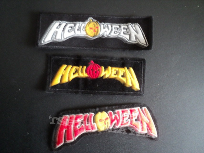 Patch - More Helloween patches.