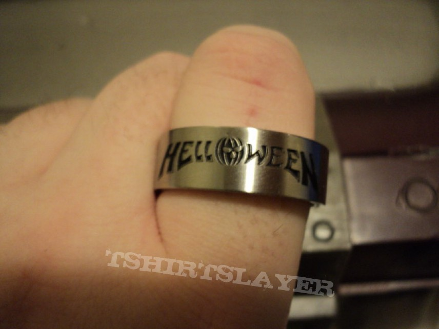 Other Collectable - Helloween rings.