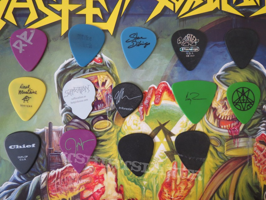 Other Collectable - Guitar picks