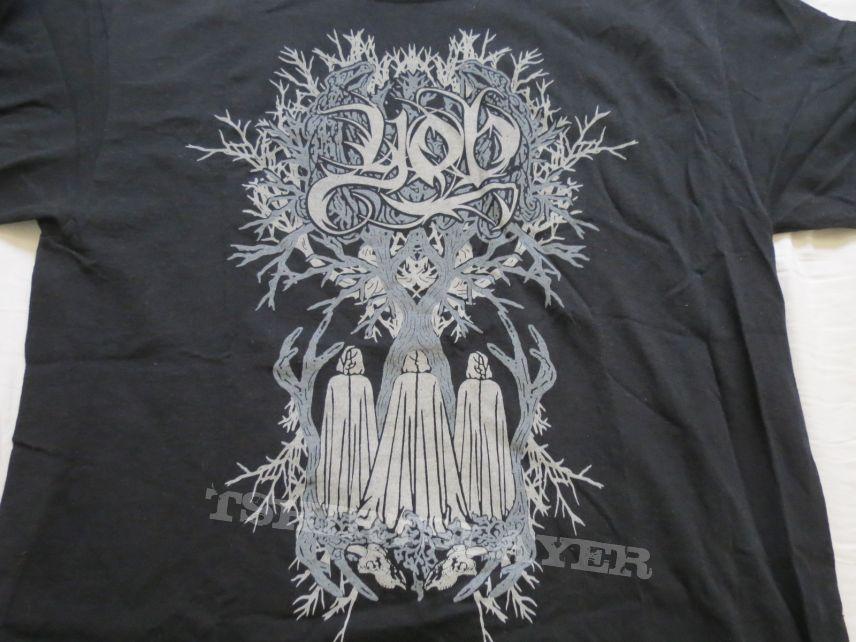 YOB shirt