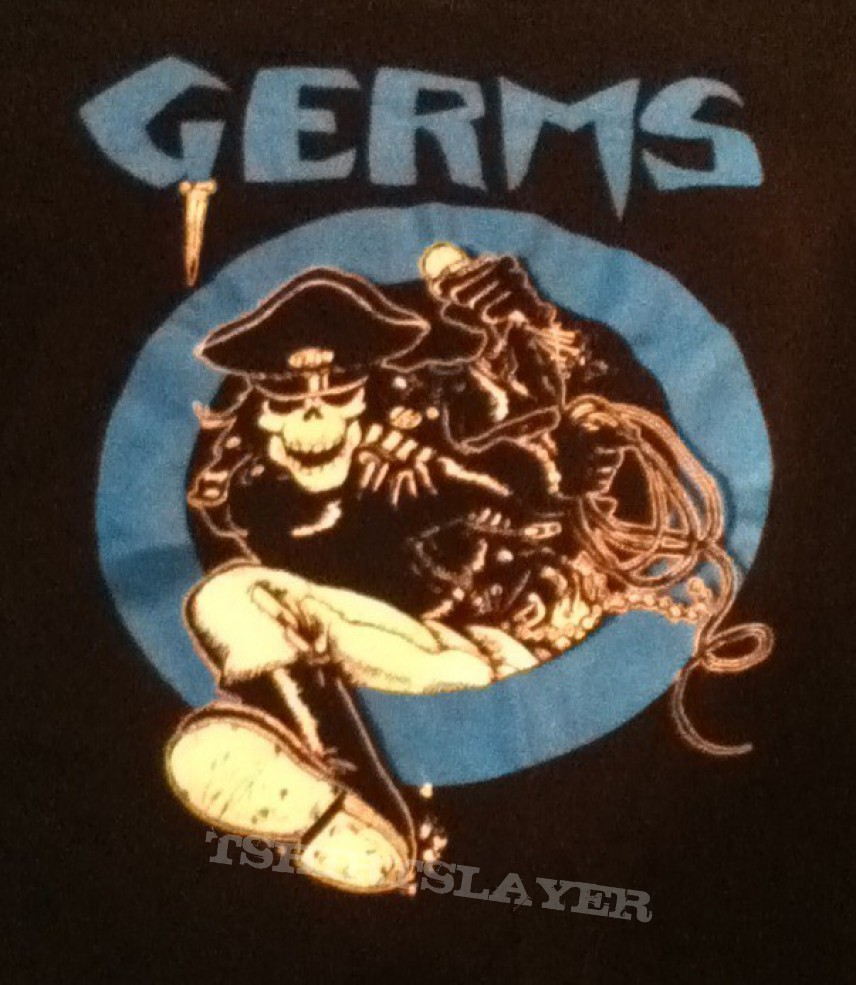 TShirt or Longsleeve - The Germs Shirt