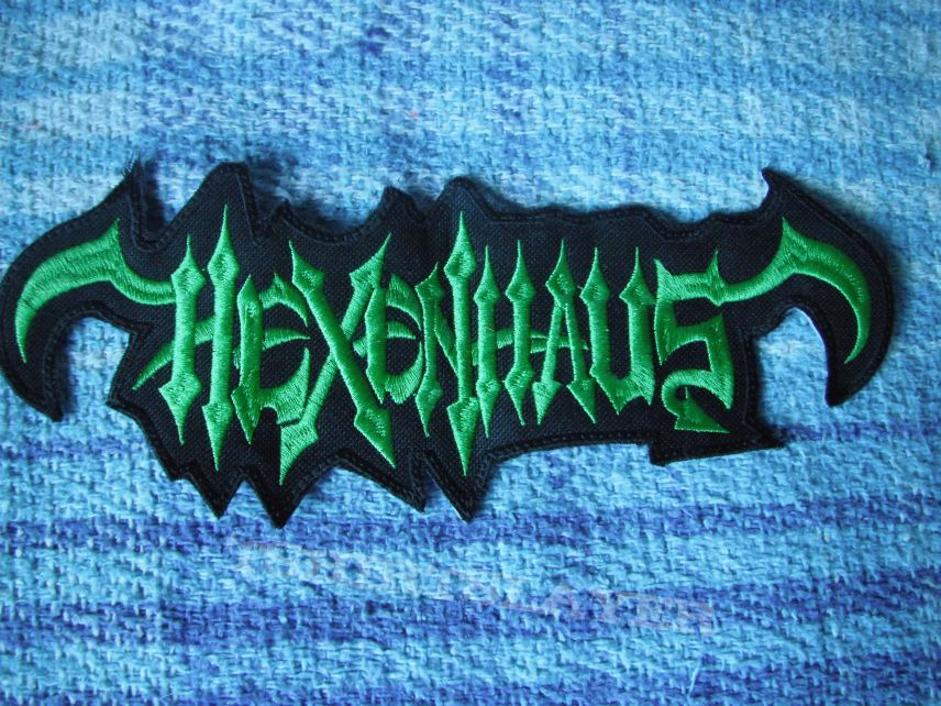 Patch - Hexenhaus embroidered back patch