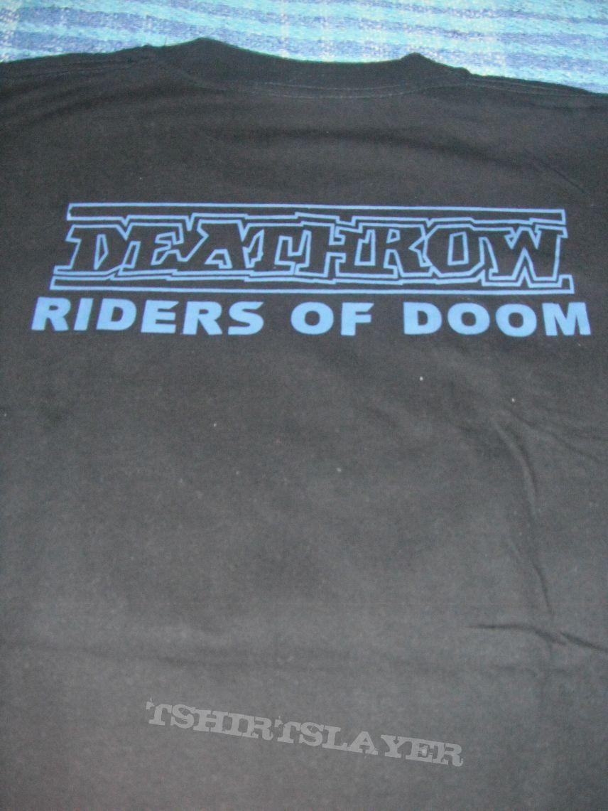 Deathrow - Riders of Doom t-shirt