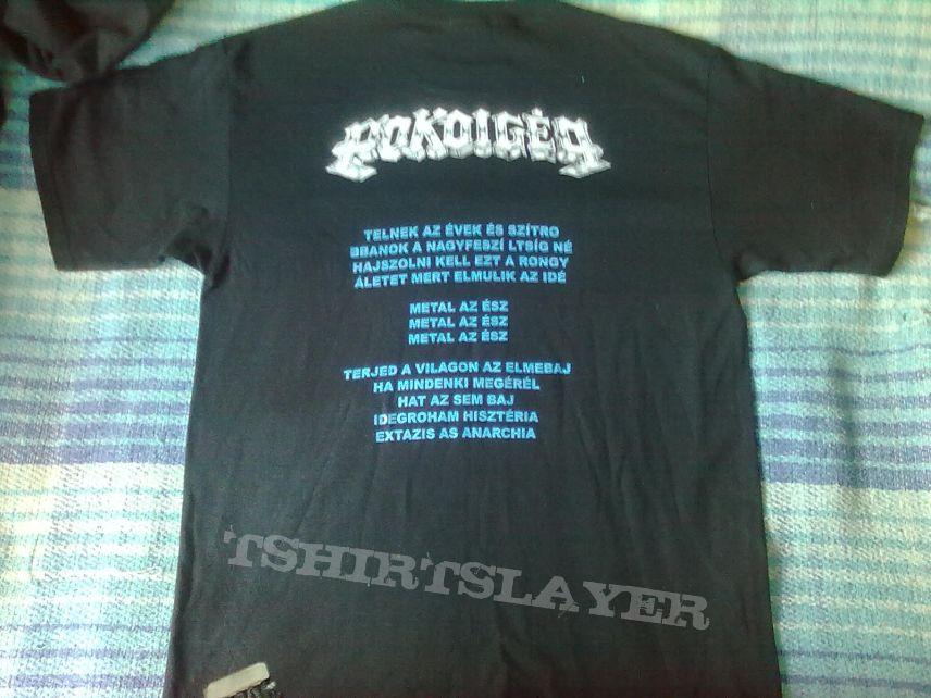 TShirt or Longsleeve - Pokolgep - Metal Az Esz bootleg t-shirt