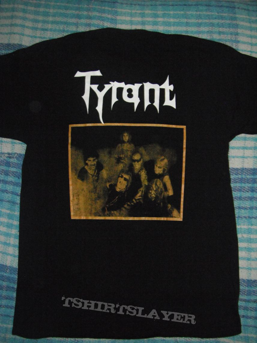 Mean Machines Commercial Tyrant Mean Machine T-shirt