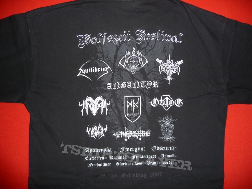 Wolfszeit 2007