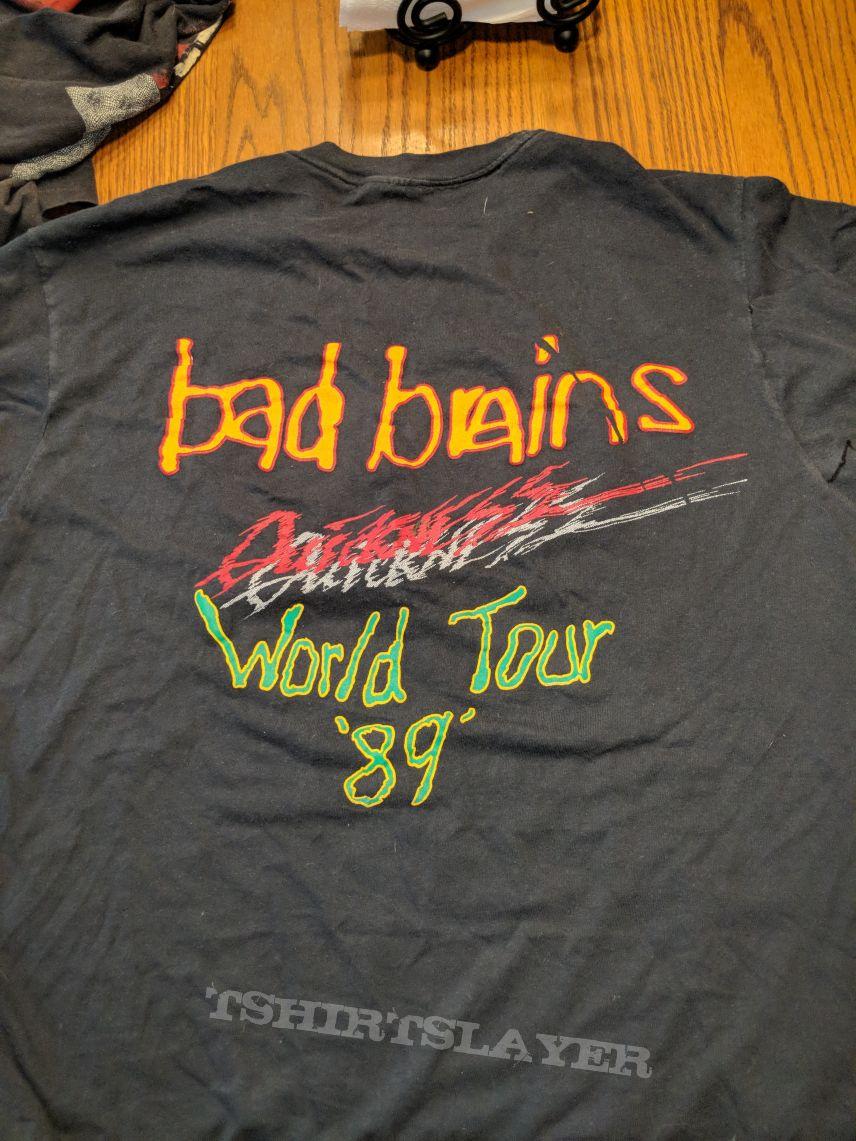 """Bad Brains """"quickness"""" tour"""