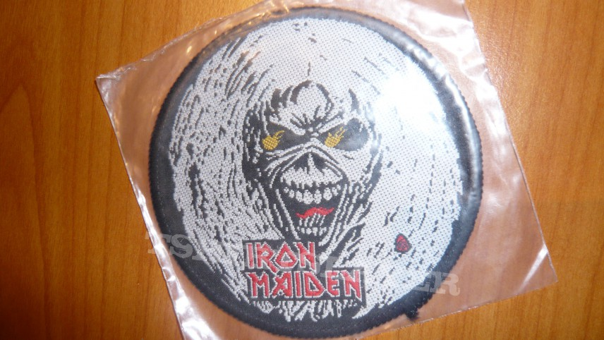Iron Maiden The Number Of The Beast round