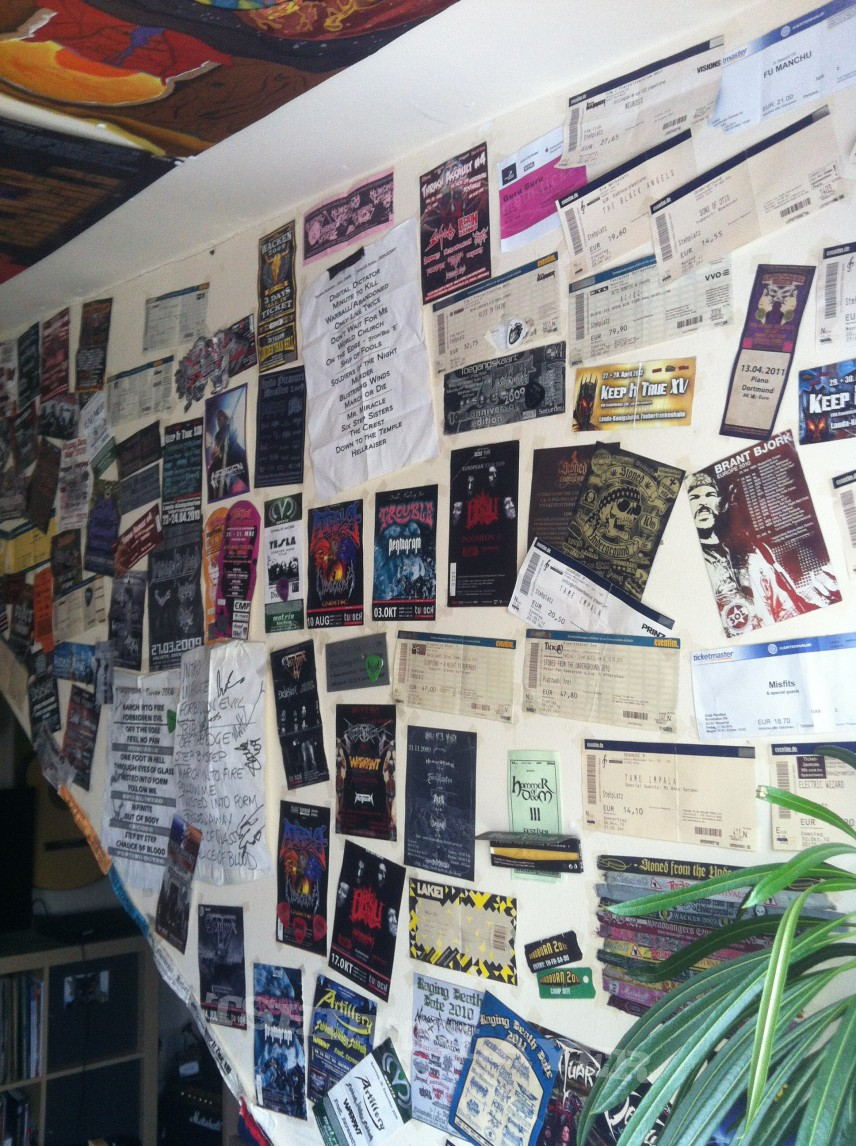 Other Collectable - Gig/Festival WALL