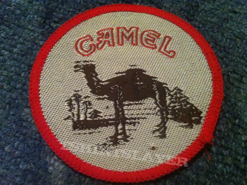 Camel Vintage Patch