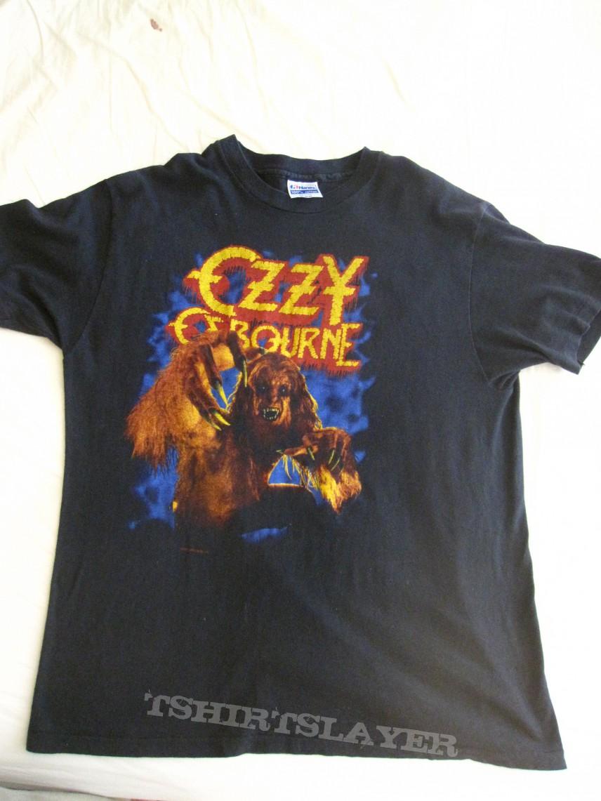 Ozzy Osbourne 1984 US Tour shirt