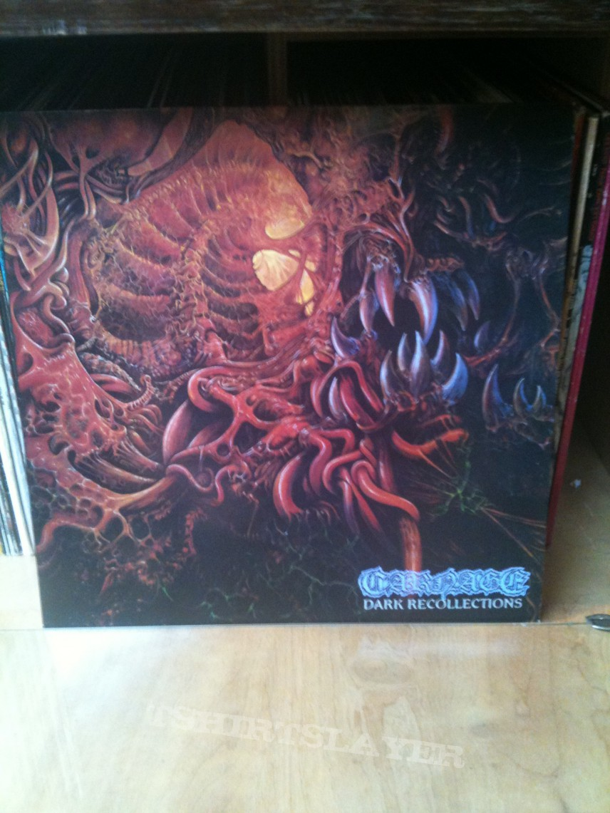 Carnage - Dark Recollections vinyl record