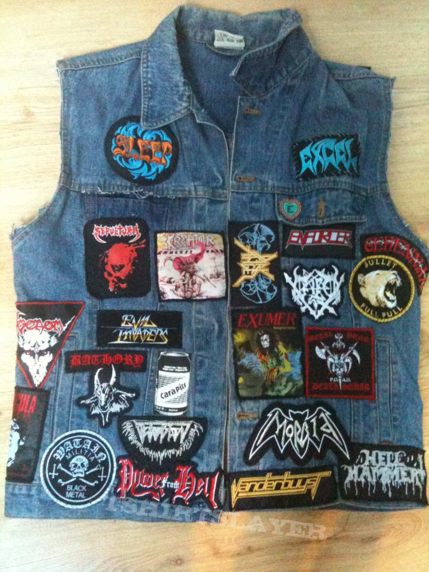 I AM A CRAZY GOD (vest update september 2013)