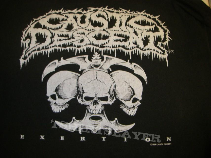 Caustic Descent