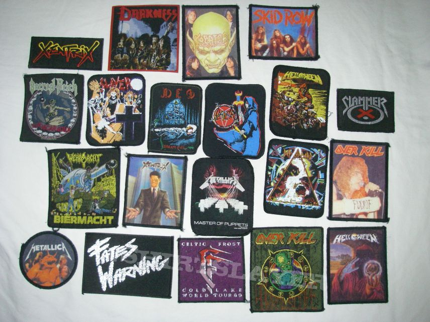 Patches $4-$12