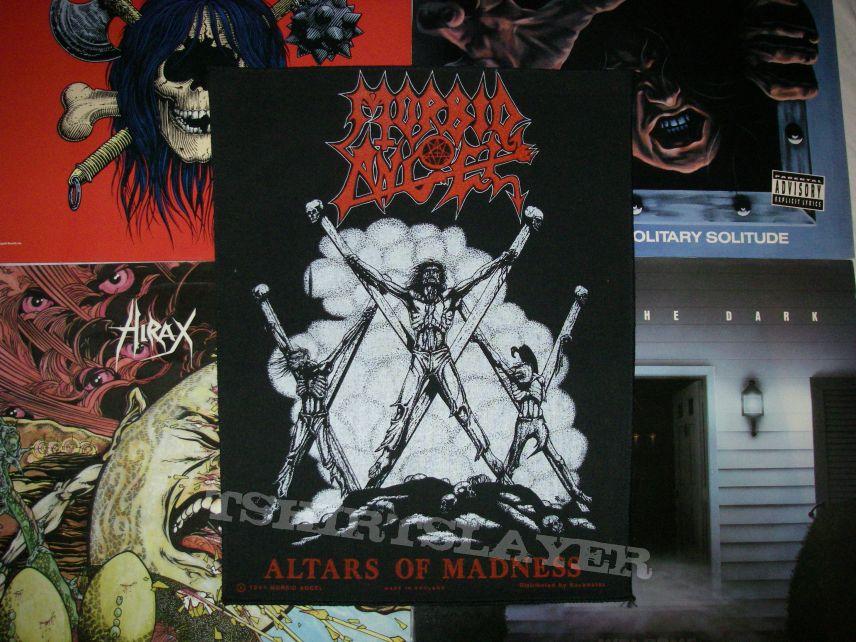 Morbid Angel Backpatch