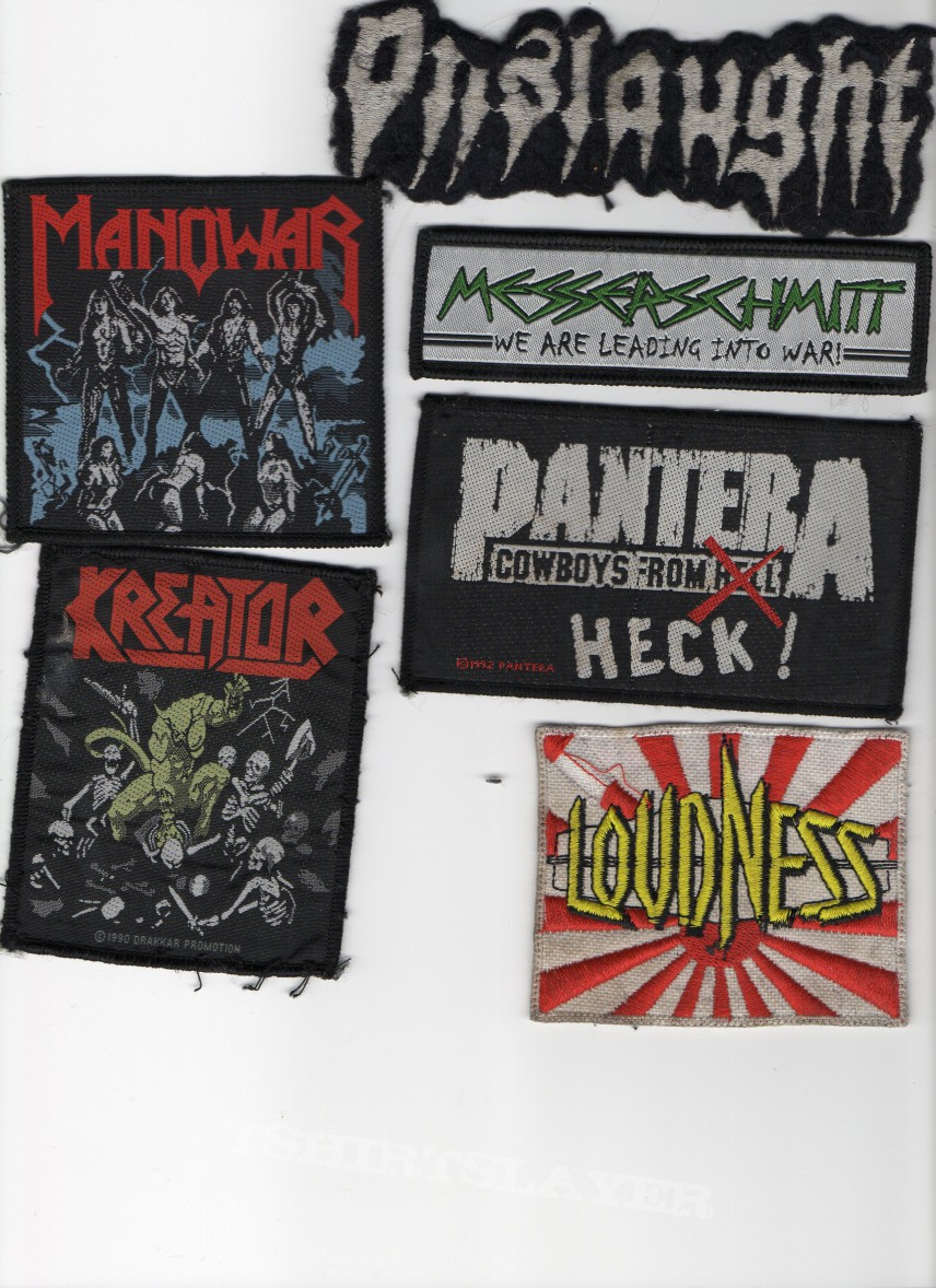 Patches for Sale or Träde
