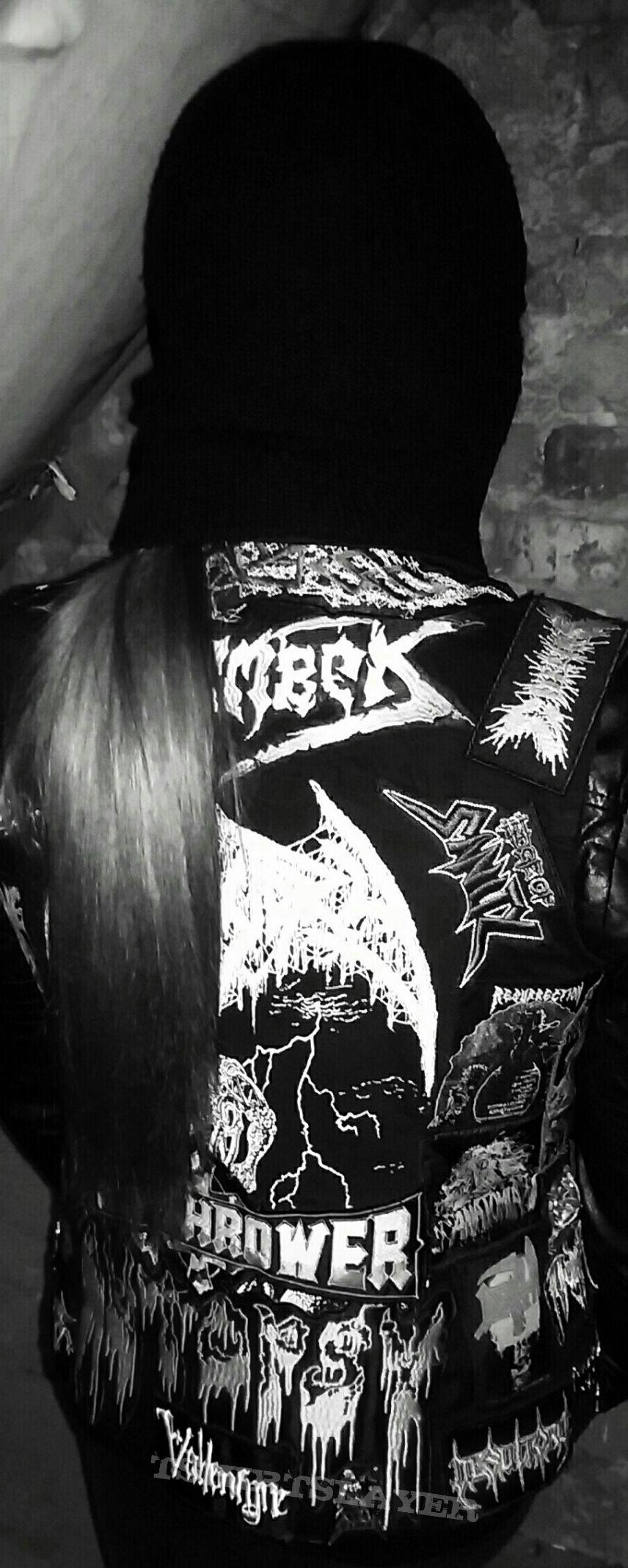 Death Metal Kutte April 2015