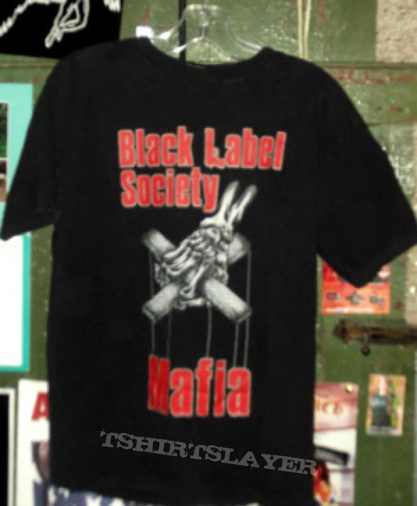 TShirt or Longsleeve - Black Label Society - Mafia Shirt