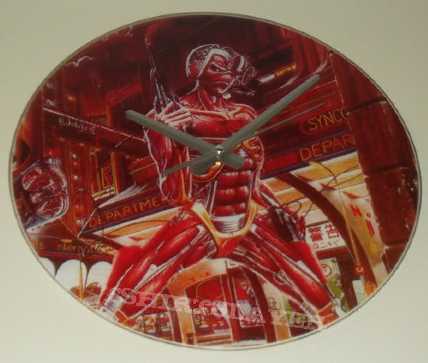 Other Collectable - Iron Maiden - Clock
