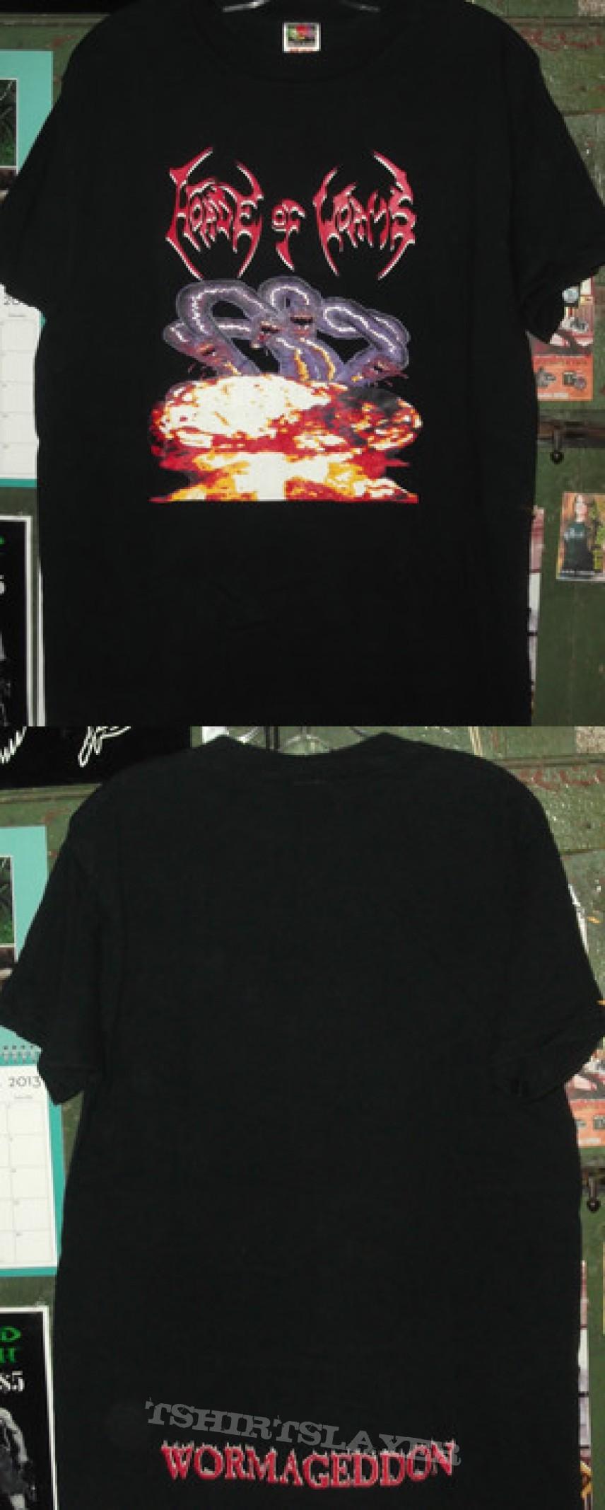 TShirt or Longsleeve - Horde Of Worms - Wormageddon Shirt