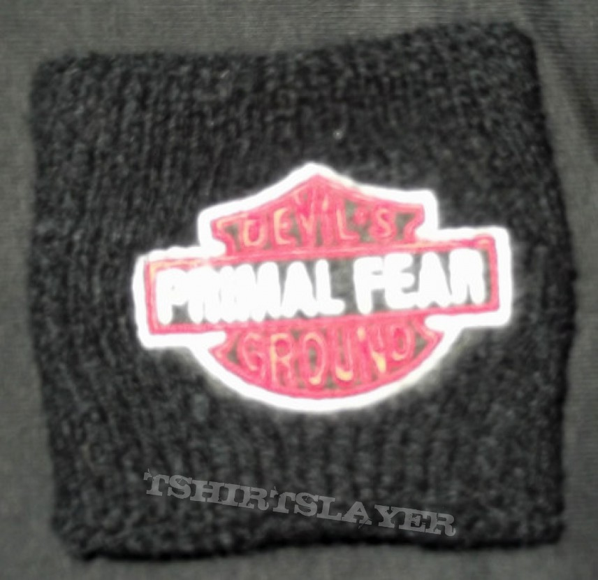 Other Collectable - Primal Fear Logo Wristband