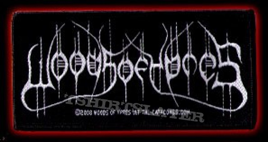 Patch - Woods of Ypres Logo Patch